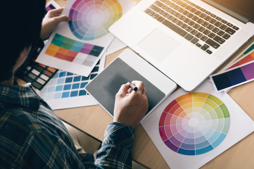 A Guide to Grow to be a Competitive Graphic Designer