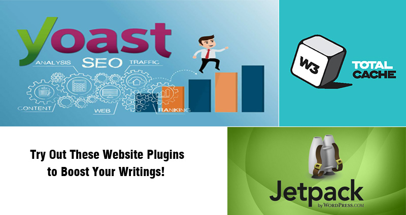 Try Out These Website Plugins to Boost Your Writings!